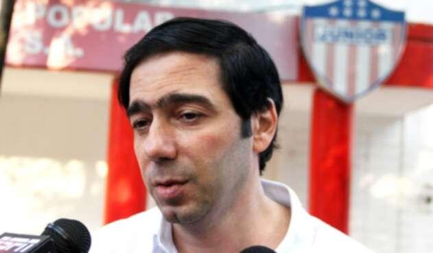 Antonio Char, Junior