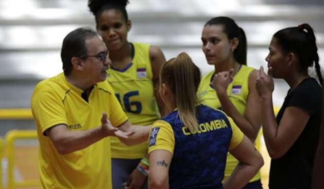 Selección femenina de Voleibol