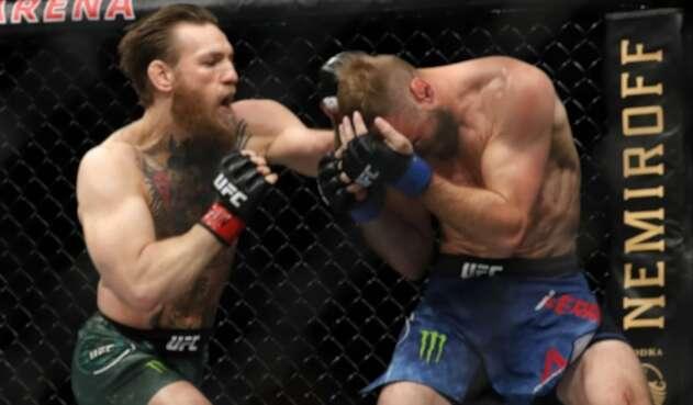 Pelea entre Conor McGregor y Donald Cerrone