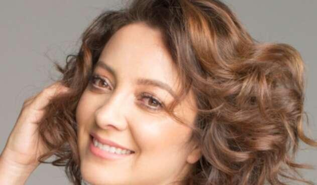 La actriz Cony Camelo.