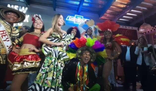 Carnaval de Barranquilla en Bogotá