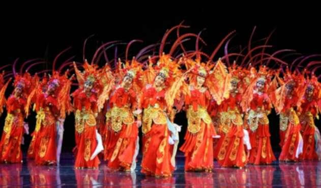 Danza de Chengdu