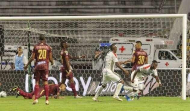 Deportes Tolima vs Medellín