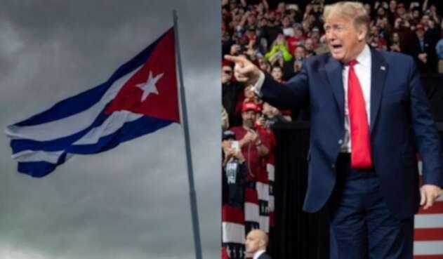 Donald Trump endurece postura frente a Cuba