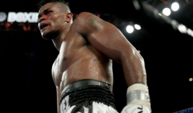 Eleider Álvarez, boxeador colombiano.