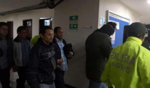 Según la Fiscalía los supuestos integrantes de las disidencias de las Farc habrían penetrado