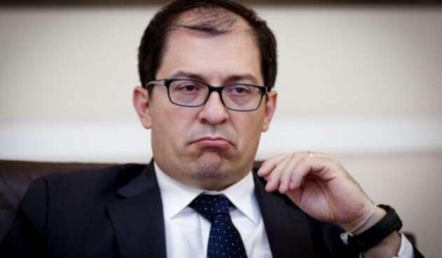 Francisco Barbosa, nuevo fiscal
