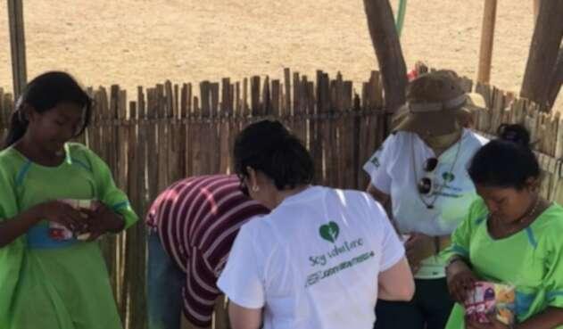 Avanza el sistema de manejo de los residuos y la búsqueda de alternativas económicas en La Guajira.