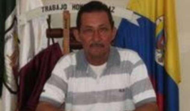Fernando Quintero Mena, presidente de la Junta de Acción Comunal de la vereda Guasiles del municipio de Conveción, Norte de Santander región del Catatumbo, líder social asesinado.