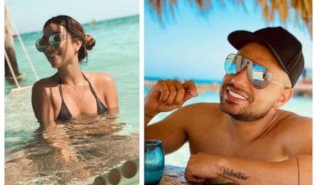 Jean Piero y Marcela Gutiérrez se comprometieron