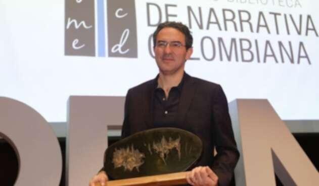 Juan Gabriel Vásquez, escritor colombiano