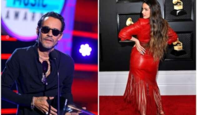 Latinos que triunfan en los Grammy