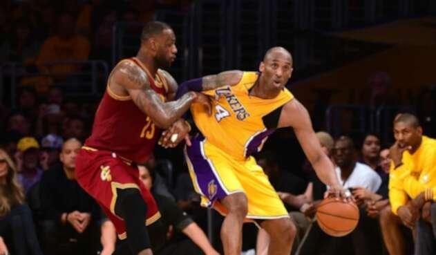 LeBron James - Kobe Bryant
