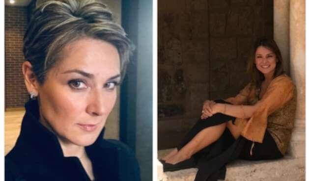 Silvia Corzo y su cambio de look