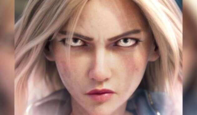 Lux, personaje de League of Legends