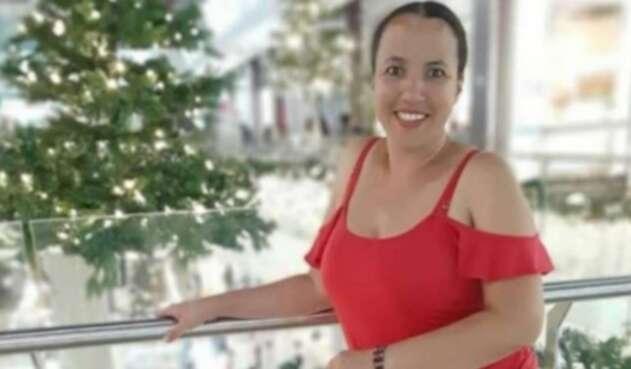 Luz Leidy Vanegas, desaparecida en Medellín.