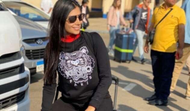 María Alejandra Jaramillo, hermana de Paola Jara