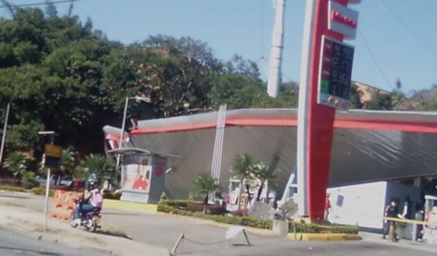 Metrocable Picacho en Medellín