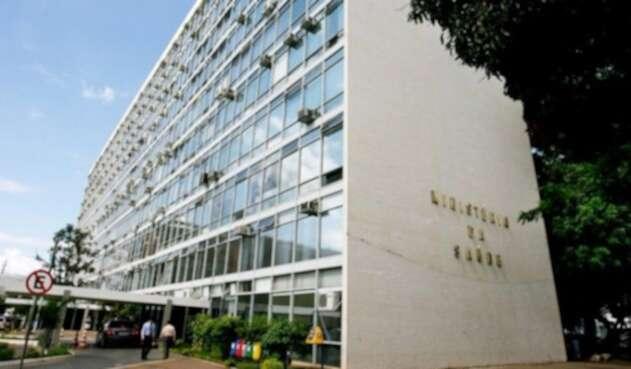 Ministerio de Salud de Brasil