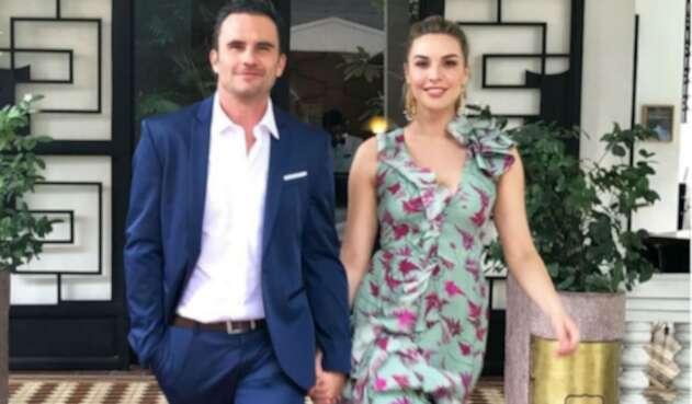 Mónica Fonseca y Juan Pablo Raba