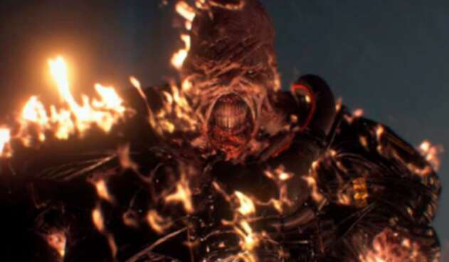 Nemesis fue el principal villano de Resident Evil 3