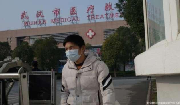 Neumonía en China