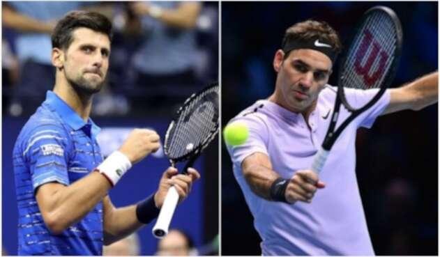 Djokovic y Federer se enfrentarán en semifinales del Abierto de Australia