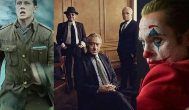 Películas con más nominaciones a los Óscar 2020