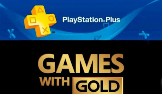 PlayStation Plus y Games With Gold
