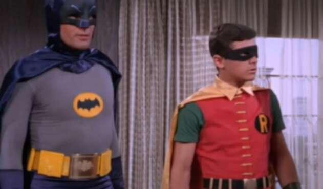 Batman y Robin, serie de los años 60'
