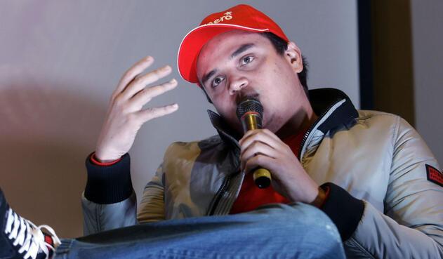 Silvestre Dangond cuando lanzó su disco Cantinero