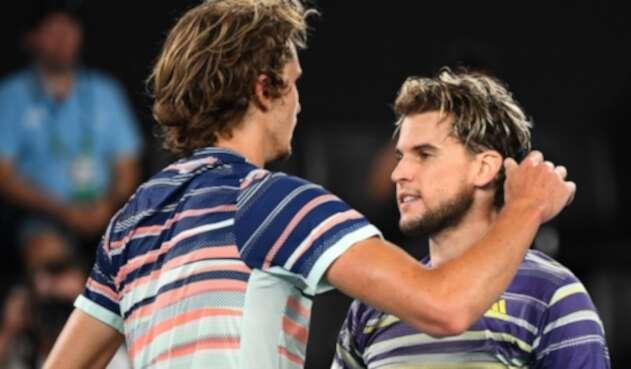 Thiem desafiará a Djokovic en la final del Abierto de Australia