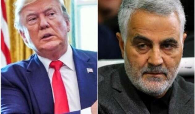Trump y Soleimani