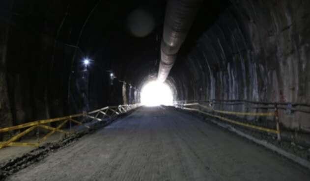 Túnel del Toyo.