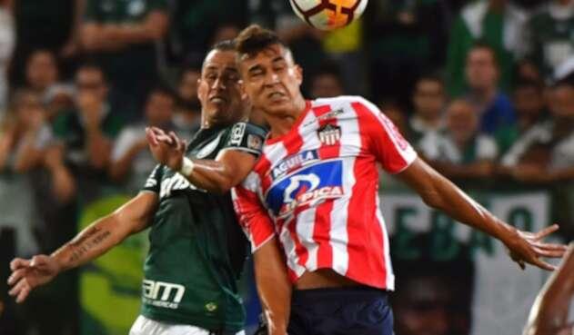 Víctor Cantillo, Junior