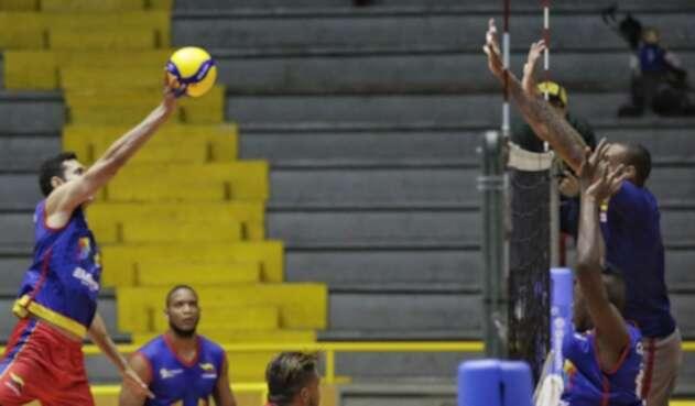 Selección Colombia de voleibol masculino