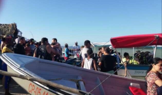 Embarcación Cartagena