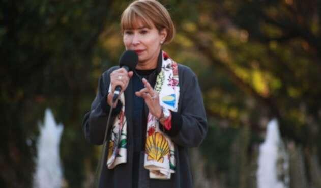 Alicia Arango ministra del Interior