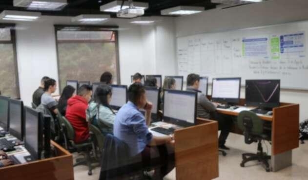 En esta oportunidad 317 estudiantes presentaron la prueba Saber Pro y TyT extemporánea en computador.