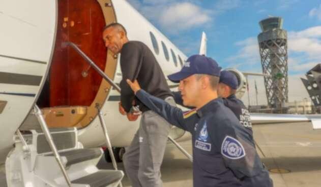 Extradición de Jhon Viáfara hacia Estados Unidos.