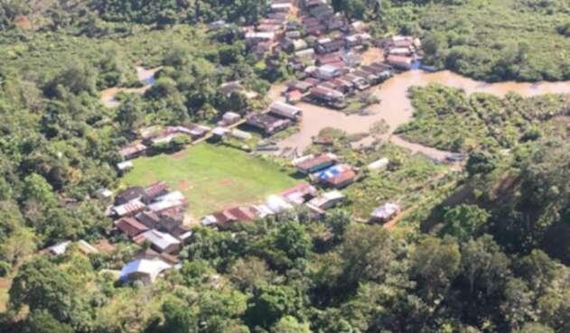 Zona rural de Tumaco (Nariño)