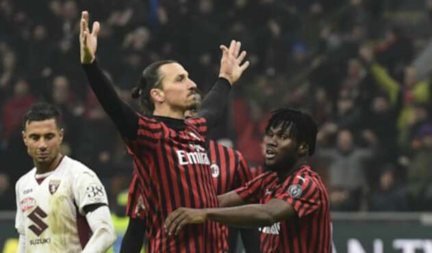 Zlatan Ibrahimovic - 2020