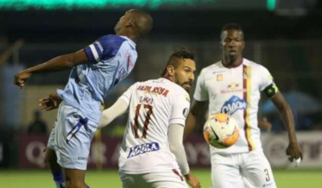 Tolima vs Macará - Copa Libertadores