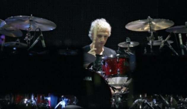 Charly Alberti, baterista de Soda Stereo
