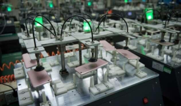 Fábrica de tecnología