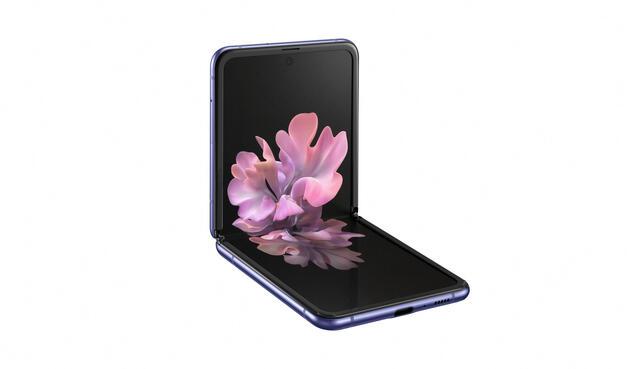Galaxy Z Flip, el teléfono plegable de Samsung