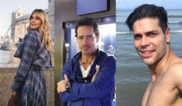 Actores colombianos