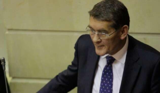 Angel Custodio Cabrera, nuevo ministro de Trabajo