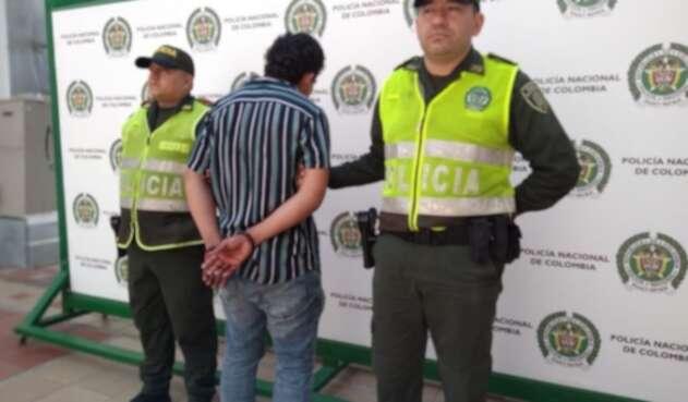 Presunto asesino de las dos estudiantes de la UIS.