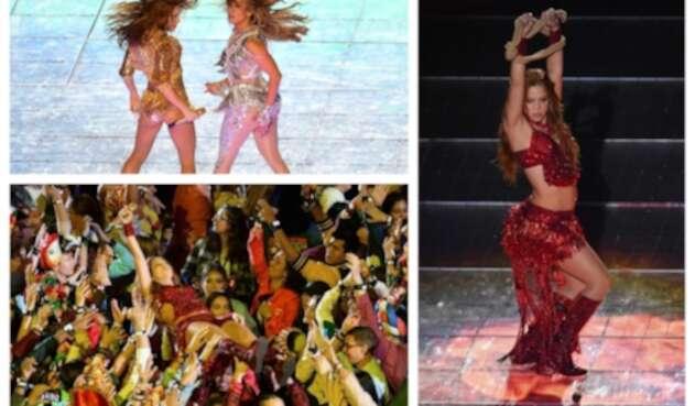 Shakira en Super Bowl